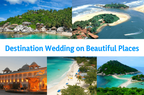 7 Awesome Places For Destination Wedding All Around The World