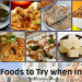 Best Foods to Try when in Agra