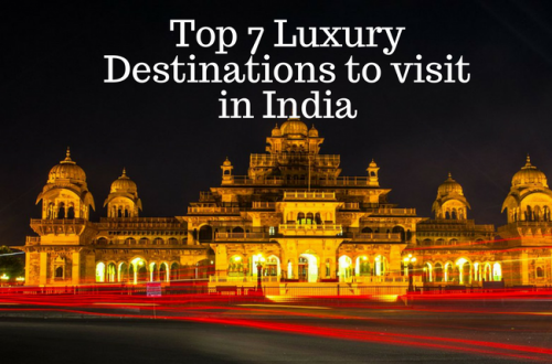 Luxury Destinations in India