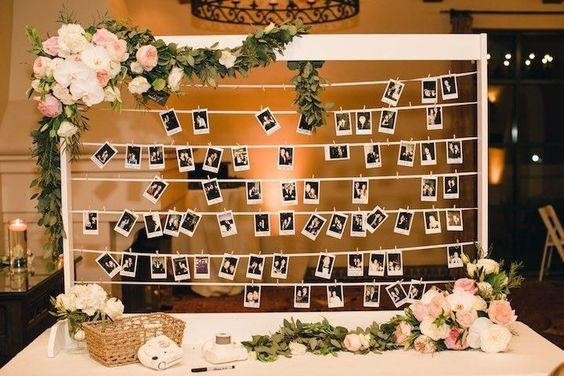 Photo Wall for Memories